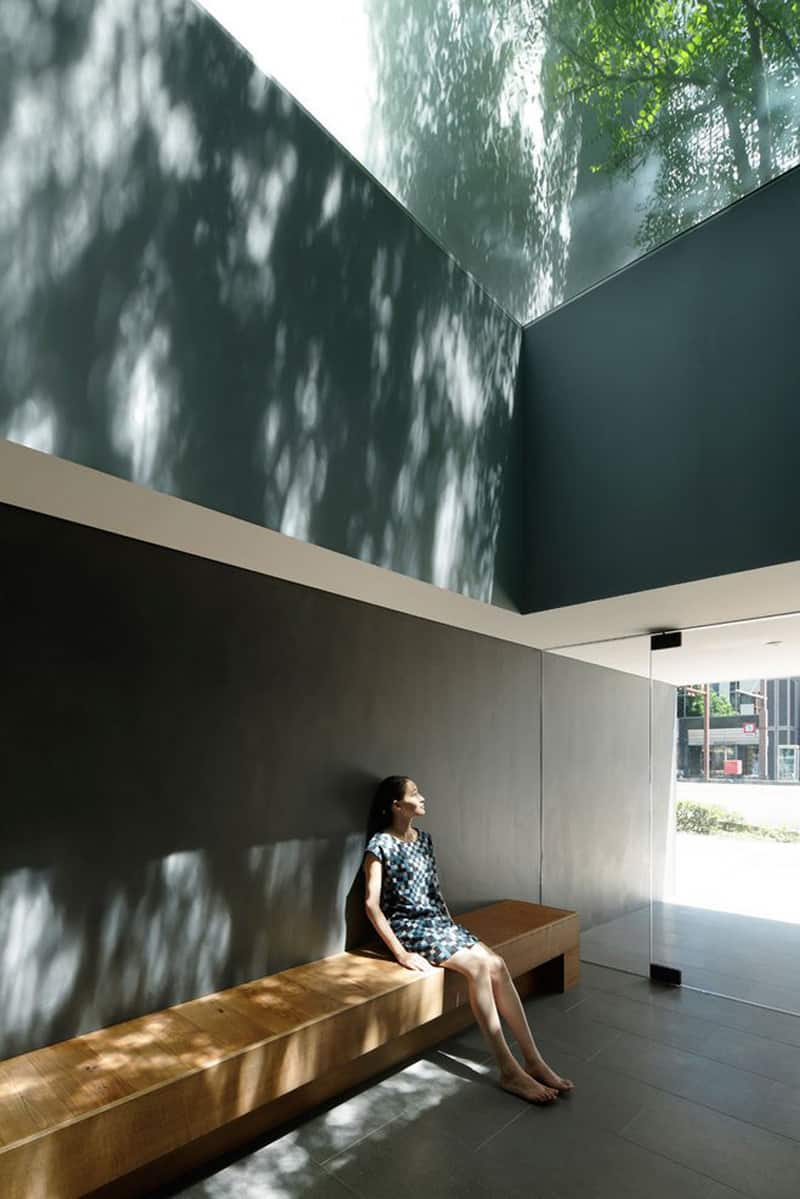 Optical Glass House By Nap Architects: Optical Glass House By Hiroshi Nakamura & NAP, Japan
