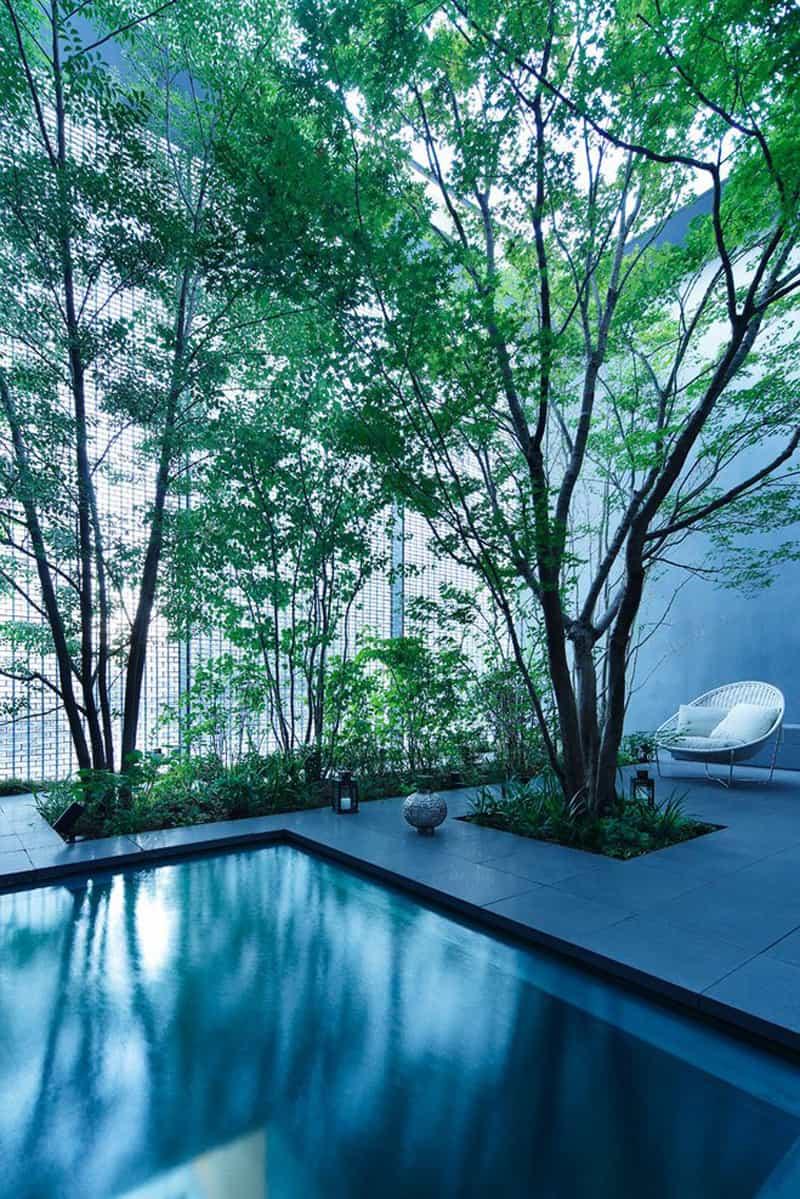 Optical Glass House By Hiroshi Nakamura Amp Nap Japan