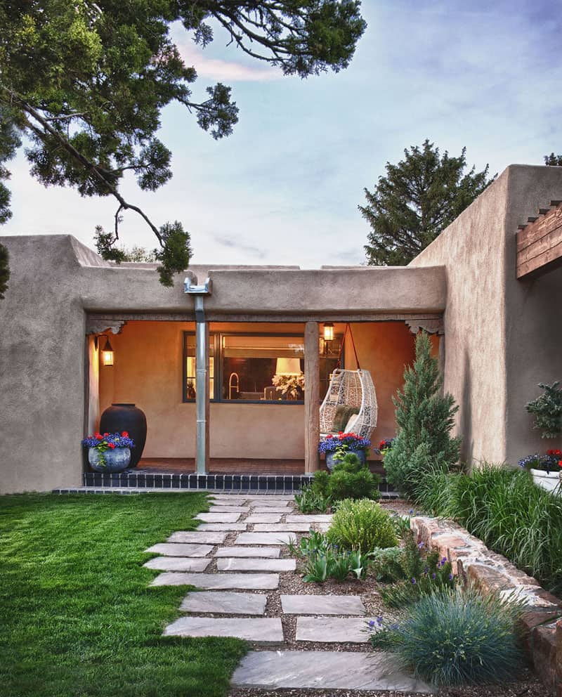 Historic Home With Traditional Mexican Style