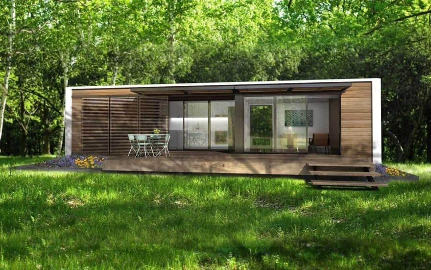 Dream worthy yet affordable shipping container homes Small eco home plans