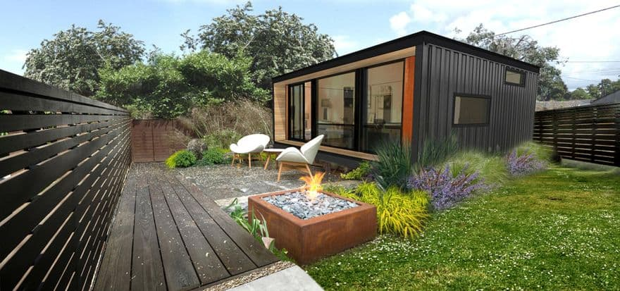 Eco Friendly Shipping Container Home (2)