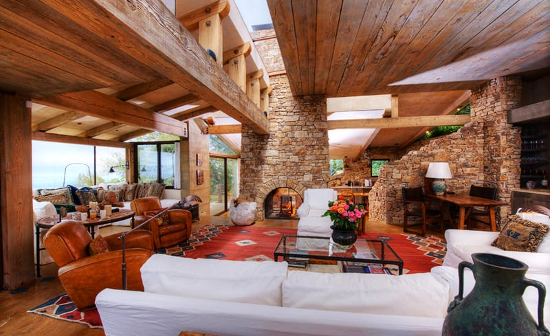 Classic Tuscan Italian Farmhouse With Modern Approach