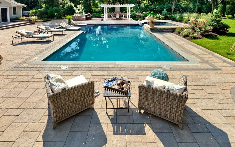 35 outdoor pools design trends of summer 2014 for Pool design 2014