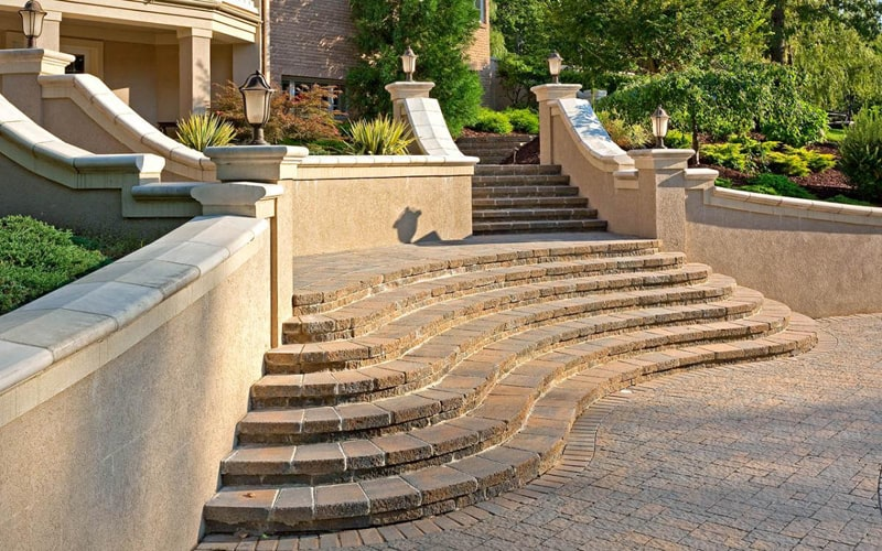 25 Lovely Pathways For A Well Organized Terrace And Garden