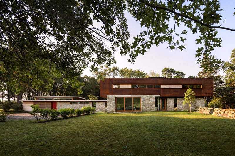 The Stonington Residence A Renovated And Restored