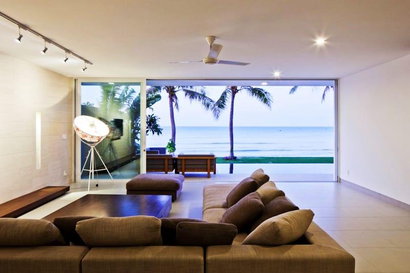 Semi-detached Sea Front Villas- Oceanique Villas by MM++ ...