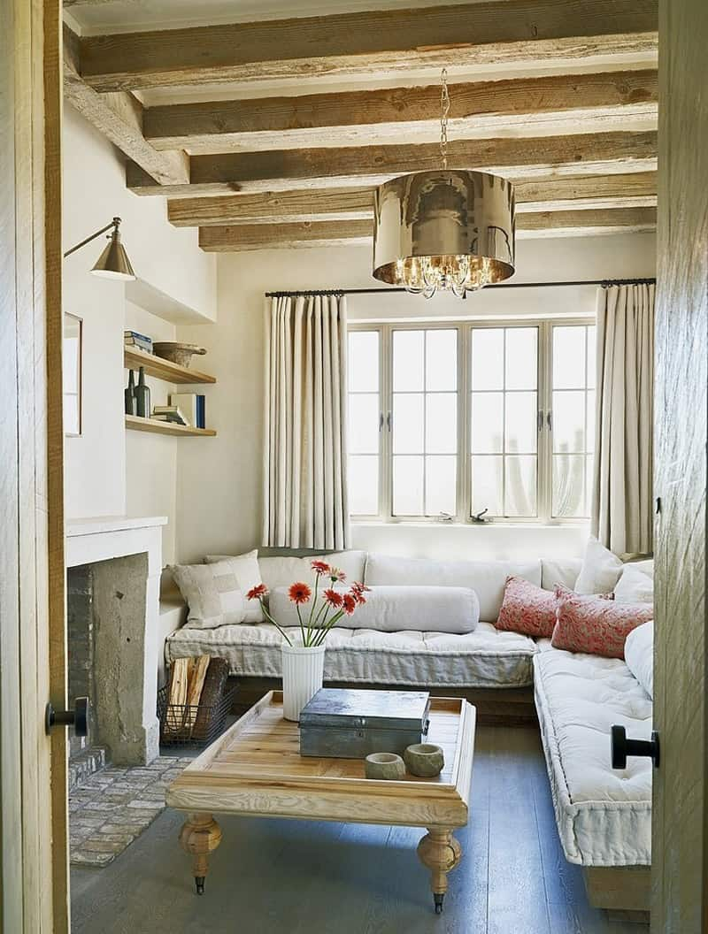 Rustic eclectic farmhouse in sonoran desert arizona - What is farmhouse style ...