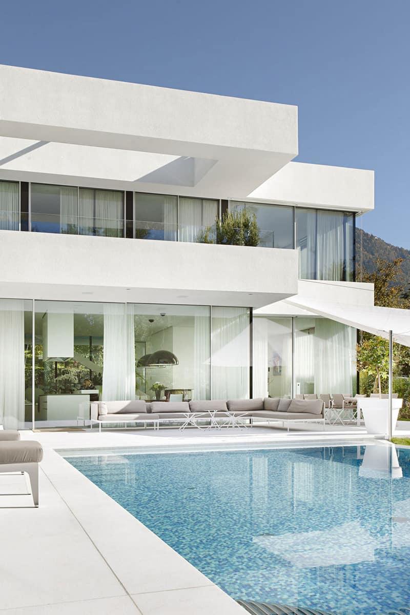 Sumptuous Modern Dwelling: House M, Meran, Italy on Modern:szae7Exnfpq= Amazing Houses  id=44385