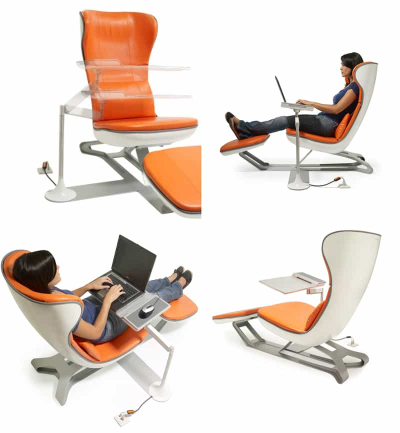 Inspirational Although Intended for light home office use anyone with one of these in their den is definitely putting in extra hours on the ol u intertubes chair