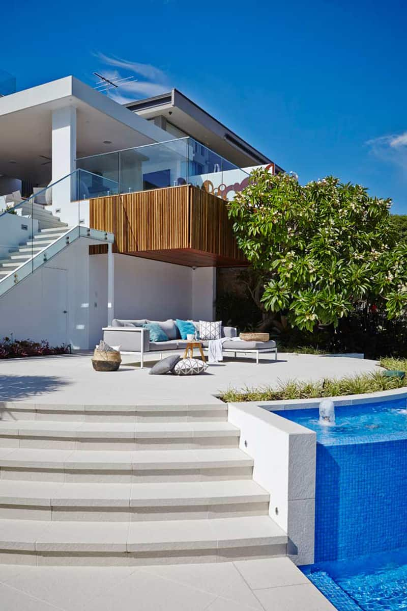 rolling stone landscapes, modern private home by rolling stone landscapes, sydney, Design ideen