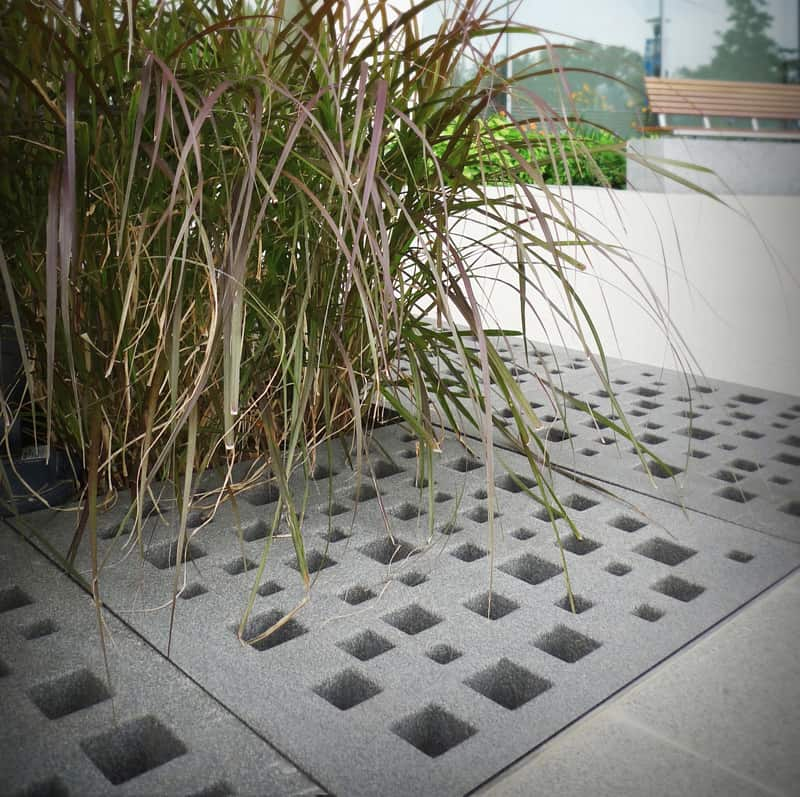 30 Ideas Of How To Integrate Tree Grates Design In The