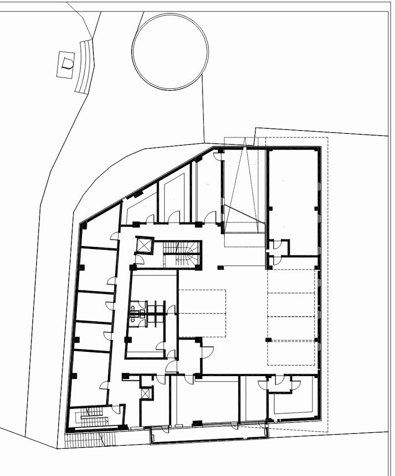Floreasca designrulz hotel plan (1)
