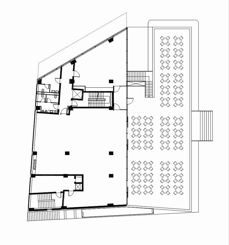 Floreasca designrulz hotel plan (2)