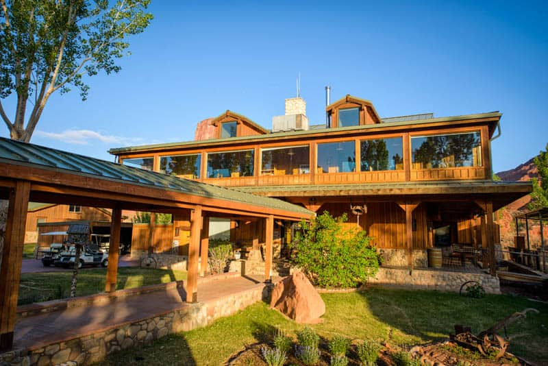 Sorrel River Ranch Hotel Amp Spa Resort A Luxury Moab