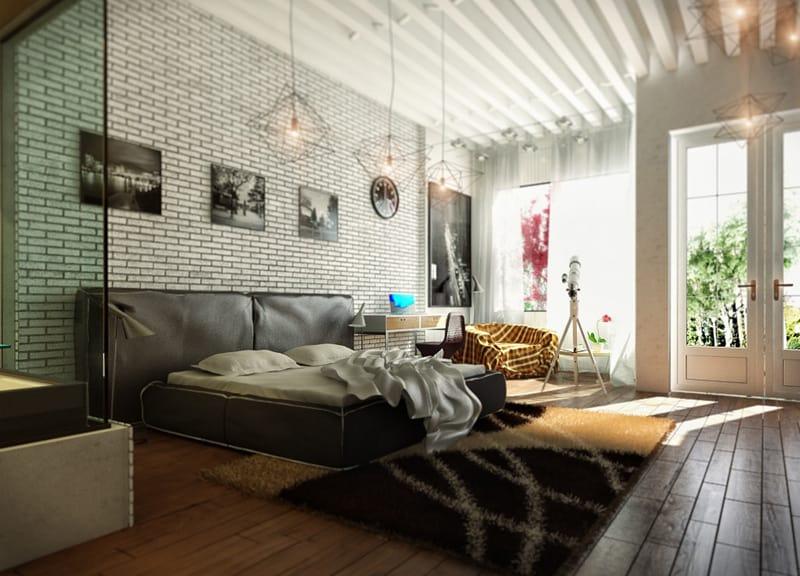 Contemporary bedroom designrulz 17
