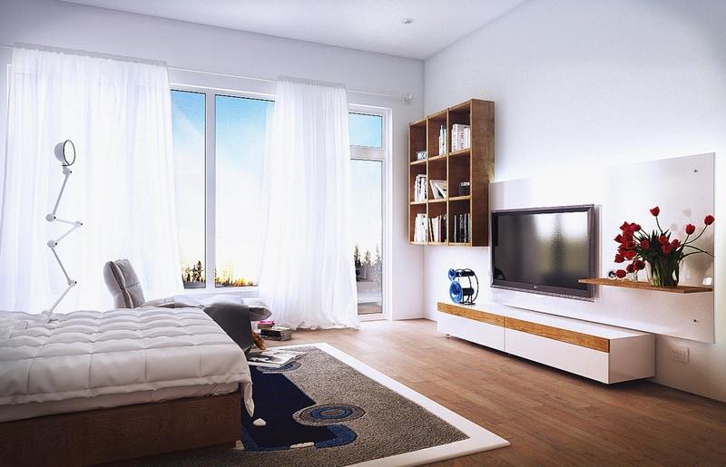 Contemporary bedroom designrulz 2