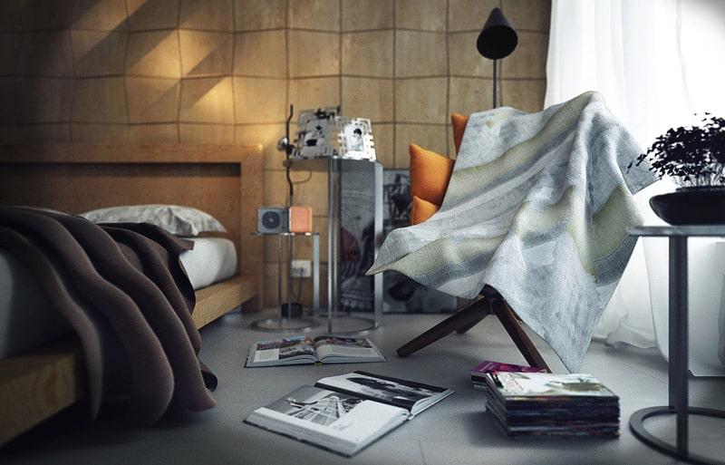 Awesome ... Contemporary Bedroom Designrulz (5) ...