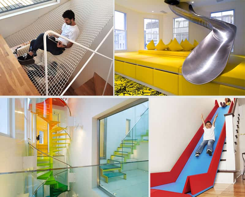 5 Ways Of How To Turn Your House Into A Playground