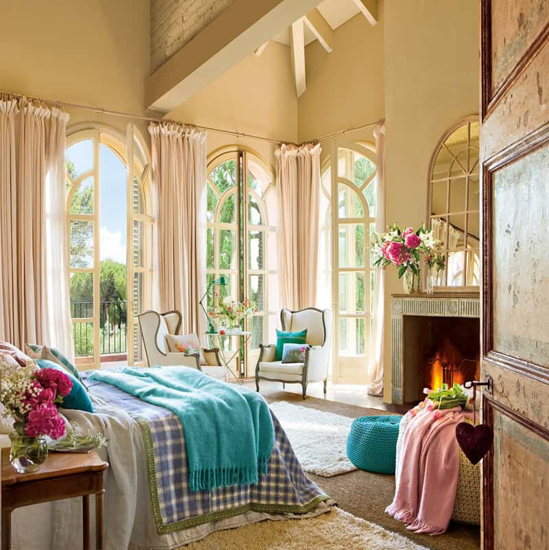 20 Romantic Bedroom Ideas In A Stylish Collection