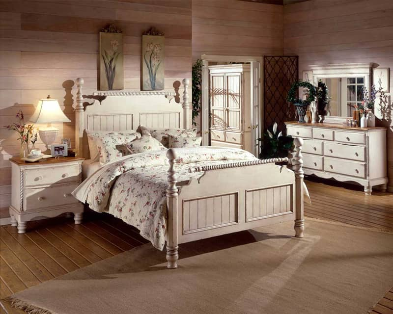vintage bedroom designrulz 22 - Vintage Bedroom