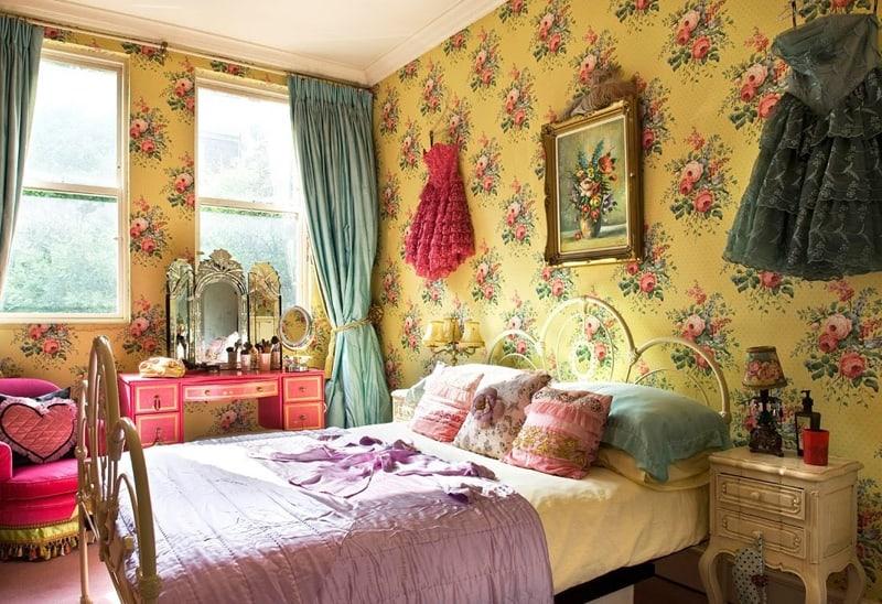vintage bedroom designrulz (24)