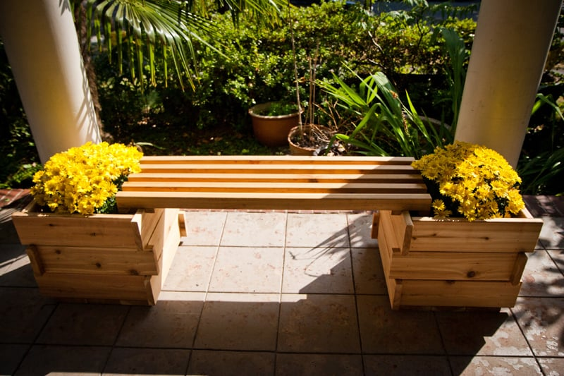 wooden bench designrulz (23)