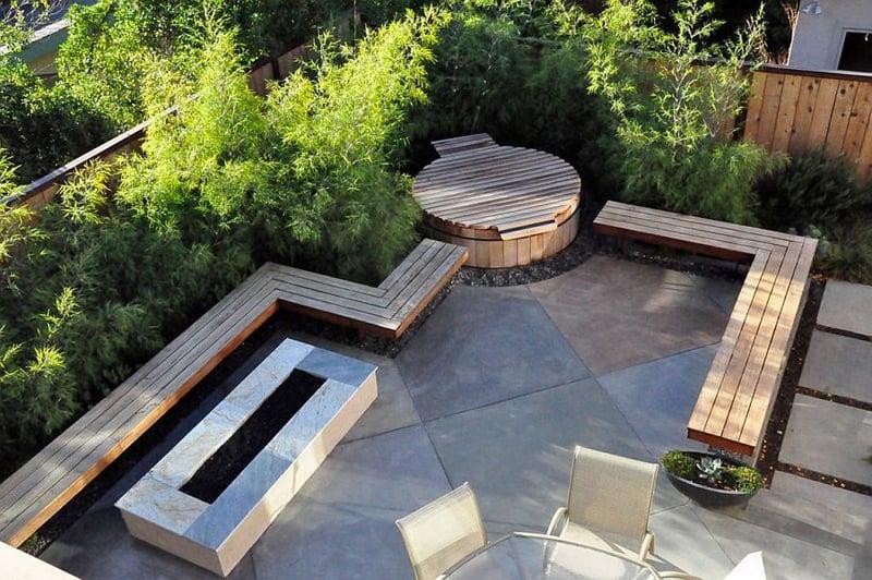wooden bench designrulz (37)