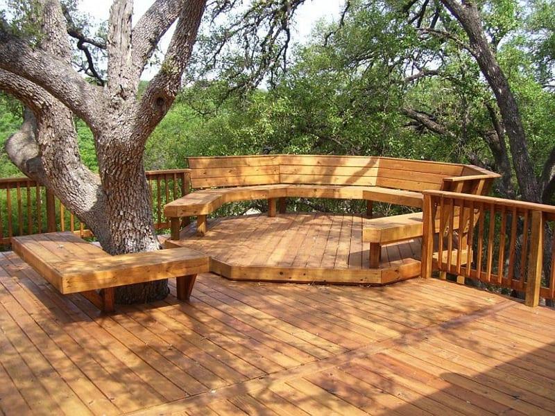 wooden bench designrulz (38)