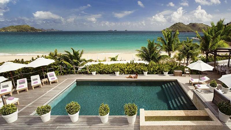 Hotel saint barth isle de france caribbean islands for Designhotel barth
