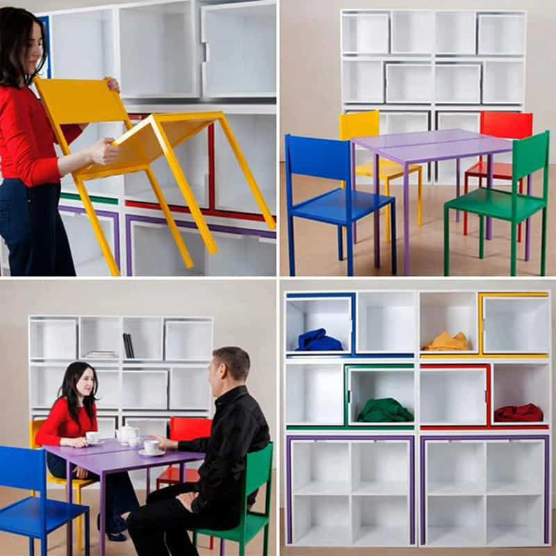 DESIGNRULZ-Table-and-chairs-fit-on-the-shelf-2