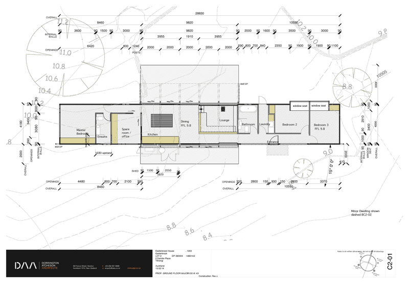 Easterbrook House  Dorrington Atcheson designrulz (2)