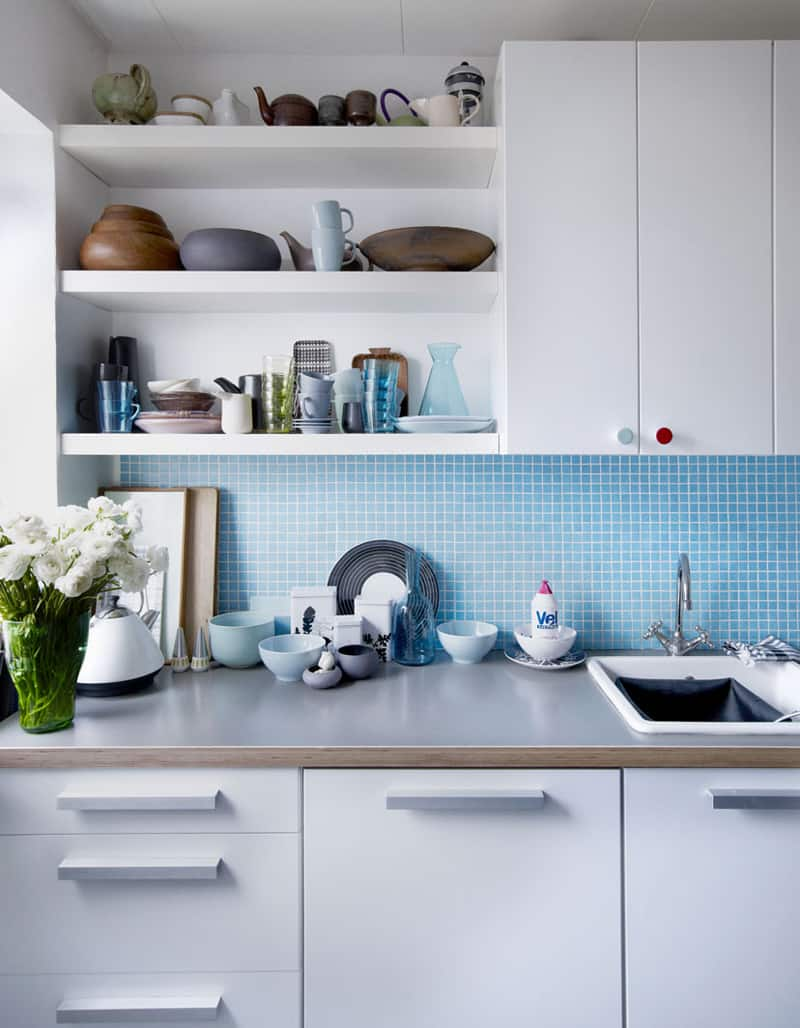 kitchen shelves and cabinets 35 bright ideas for incorporating open shelves in kitchen 2256