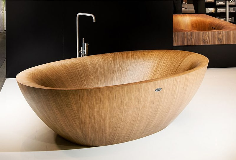 Standalone-wooden-bathtub-design-model