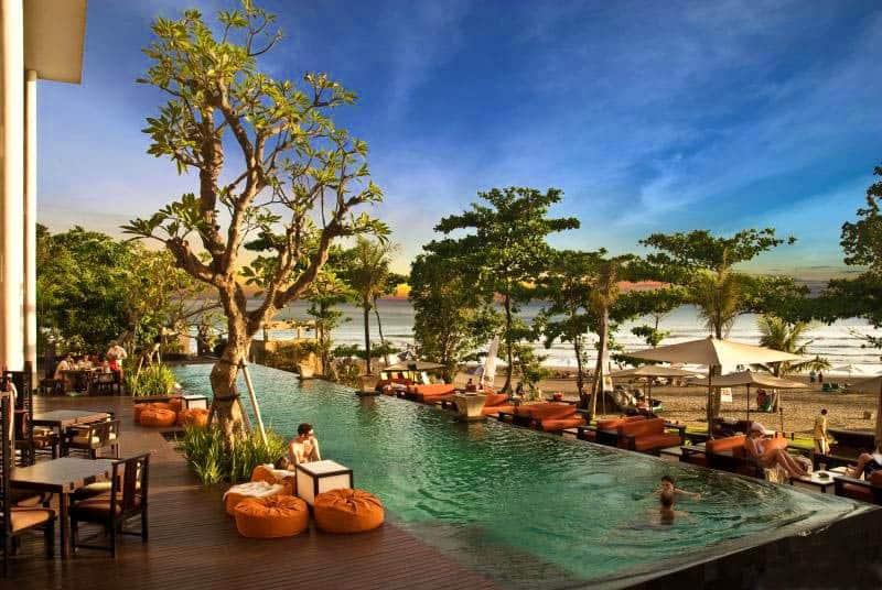Anantara Seminyak Resort And Spa Bali Indonesia