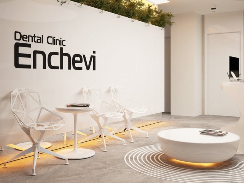 Out Of Space Dental Clinic Design By Bozhinovski Studio