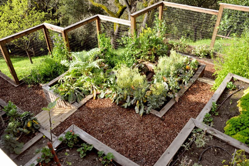 ... Terraced Garden Designrulz Idea (40) ...