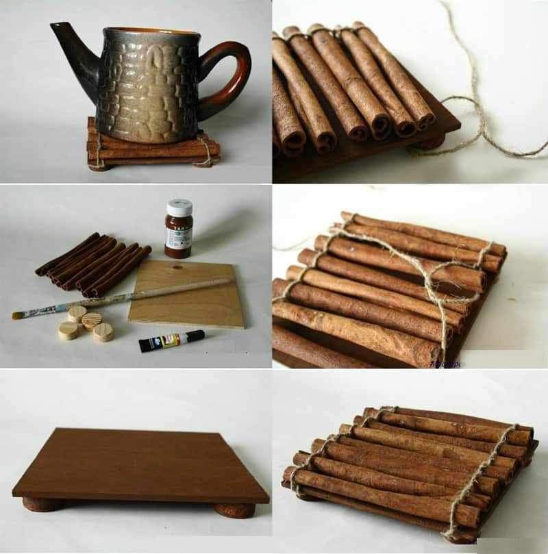 5 diy projects teach you how to decorate with cinnamon sticks