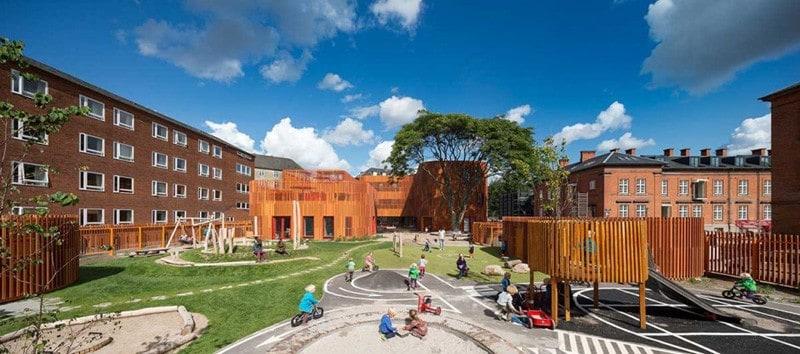 Forfatterhuset Kindergarten COBE designrulz (15)