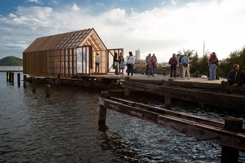 Kebony Boat House (1)