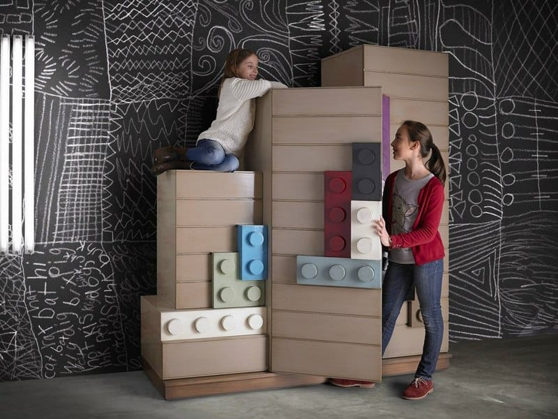 LEGO Furniture Collection for Your Kids Room by Lola Glamour