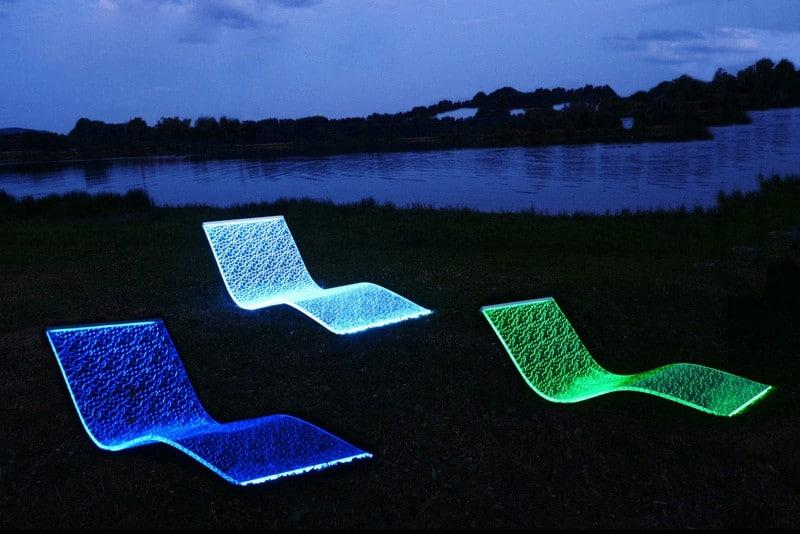 Lumiluxe LED Lounge Chair BeMoss (7)