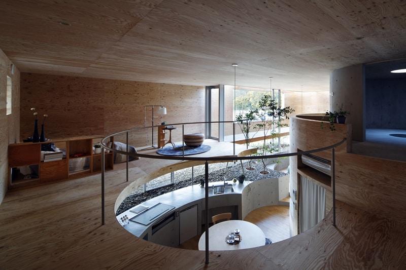 Pit House UID Architects Okayama (3)