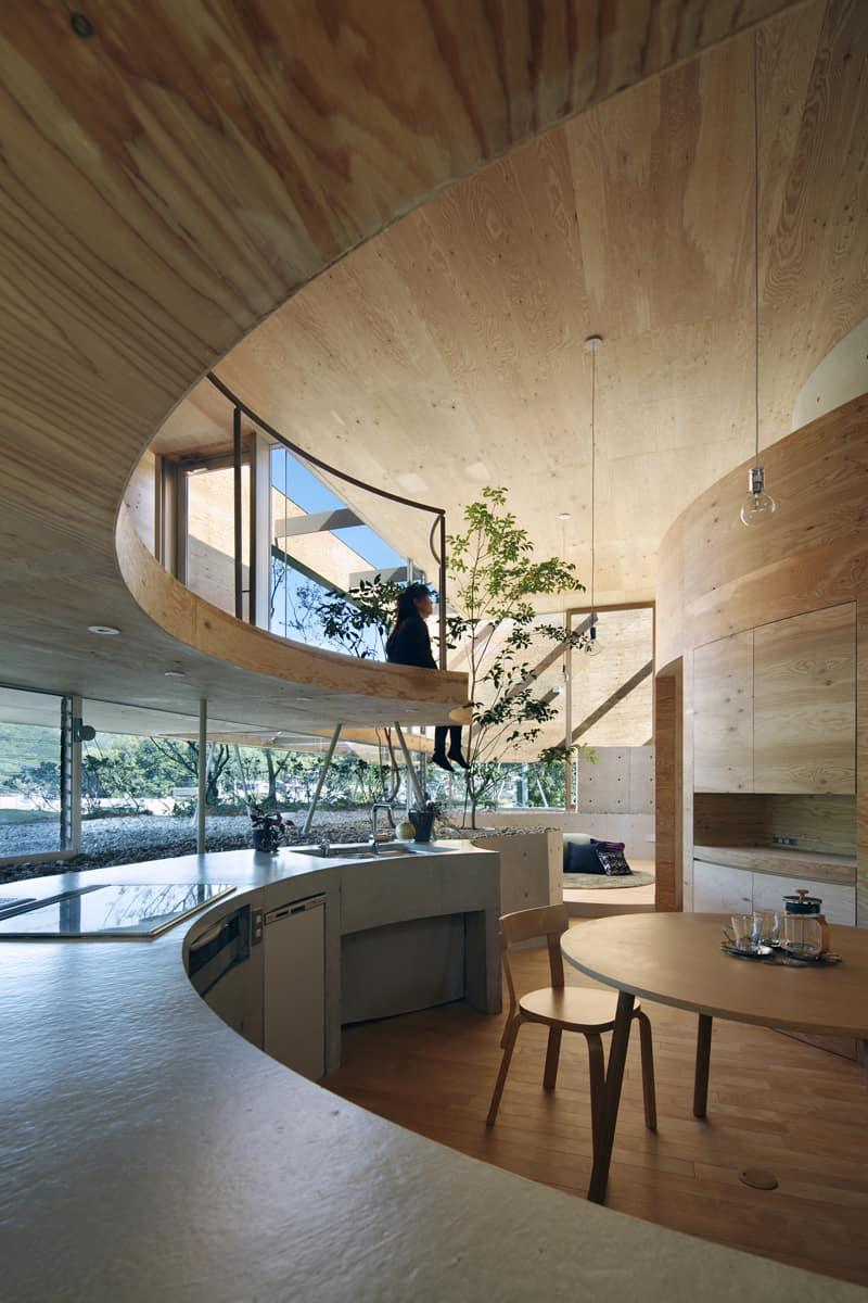 Pit House UID Architects Okayama (4)