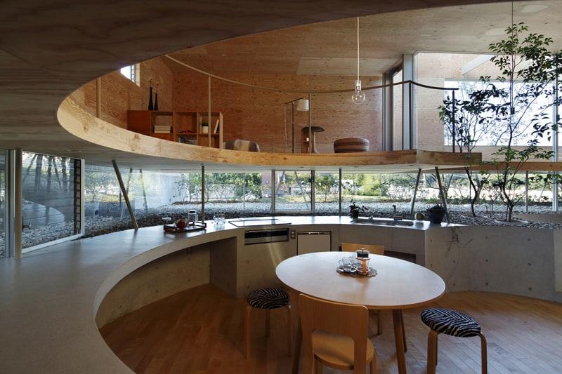 Pit House UID Architects Okayama (5)