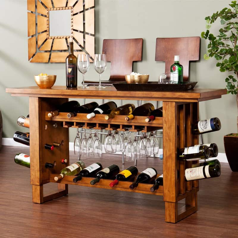 Riddling Wine Console Table (1)