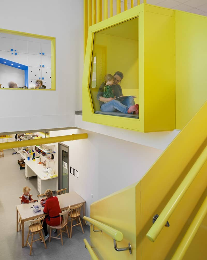 Kinder Garden: Top 10 Amazing Modern Kindergartens Where Your Children
