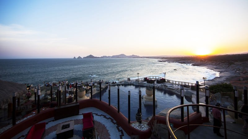 Sunset da Mona Lisa, Cabo San Lucas, Mexico (2)