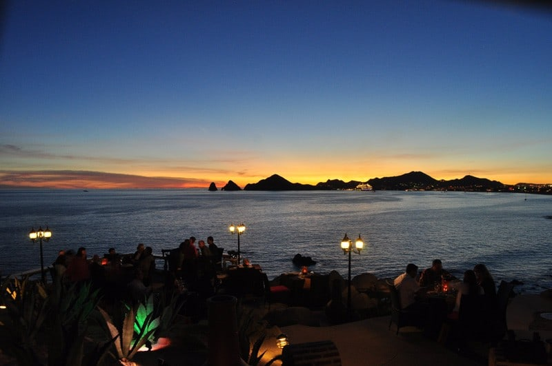 Sunset da Mona Lisa, Cabo San Lucas, Mexico (5)