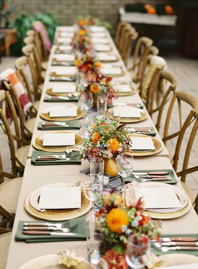 30 Thanksgiving Centerpieces Ideas