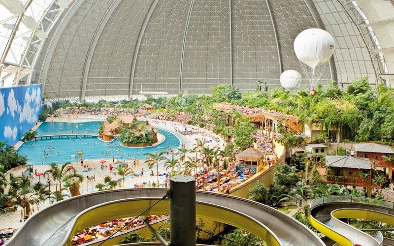 Tropical Islands Resort: Top 3 World's Largest Indoor Water Parks